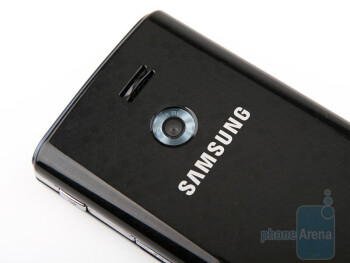 Back - Samsung OmniaLITE B7300 Preview