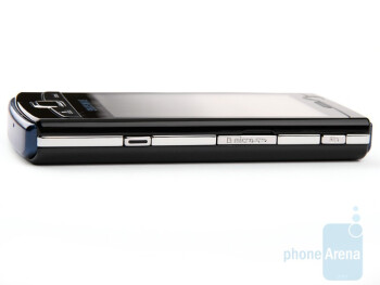 Right - Samsung OmniaLITE B7300 Preview