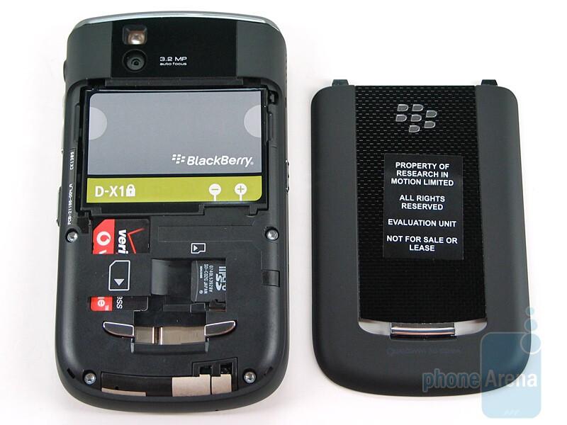 RIM BlackBerry Tour 9630 Review