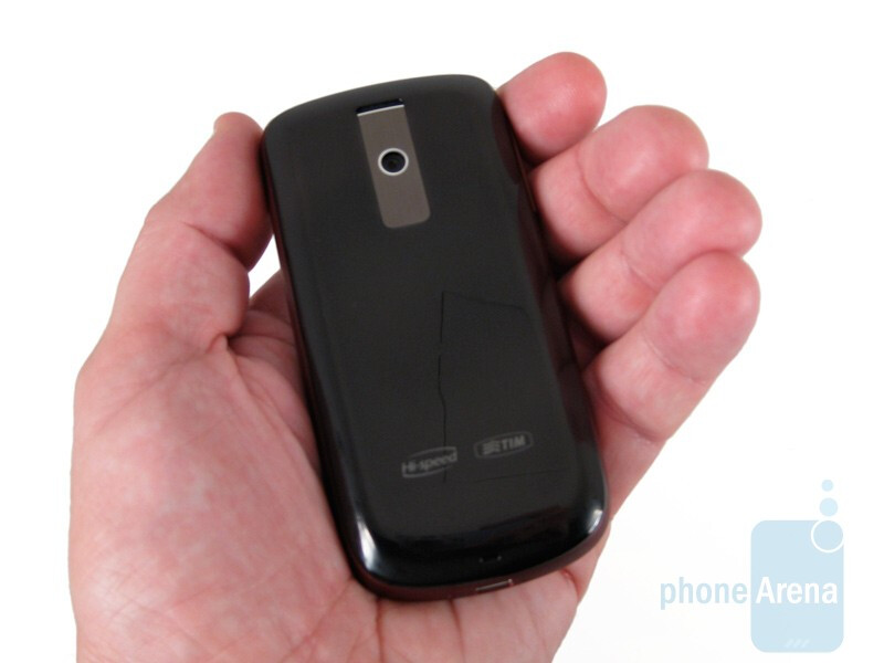 The HTC Magic is thin and sleek - HTC Magic Review