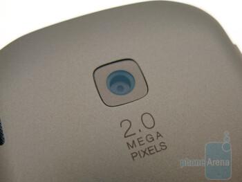 Camera - HTC Ozone XV6175 Review