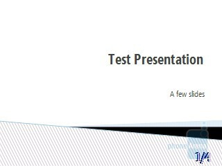 PowerPoint - HTC Ozone XV6175 Review
