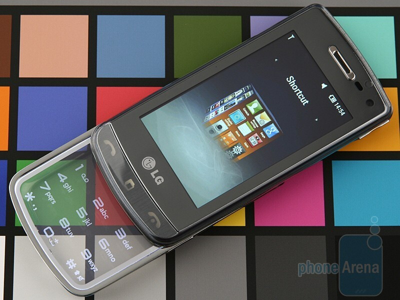 LG Crystal GD900 Review
