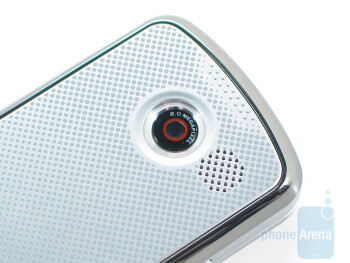 Camera - LG LX370 Review