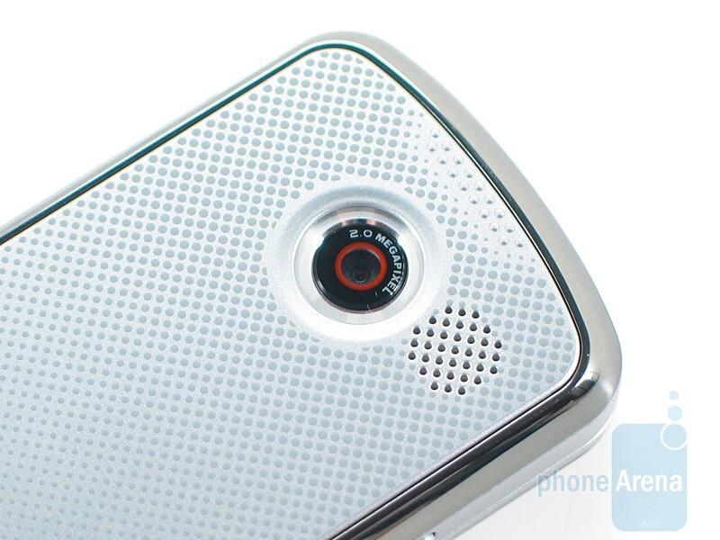 Camera - LG LX370 Review
