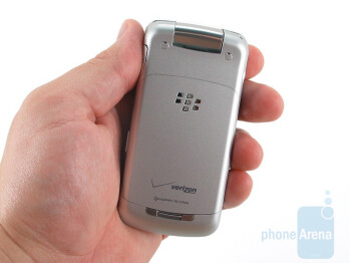 RIM BlackBerry Pearl Flip 8230 Review