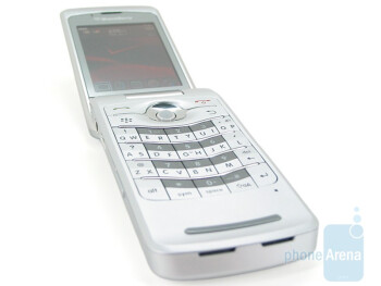 RIM BlackBerry Pearl Flip 8230 Review