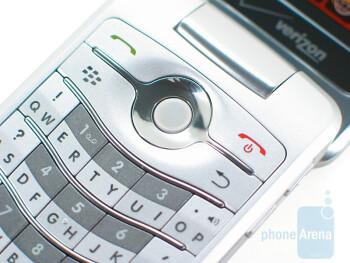 Keyboard - RIM BlackBerry Pearl Flip 8230 Review