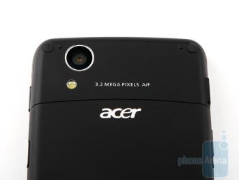 Camera - Acer F900 Review
