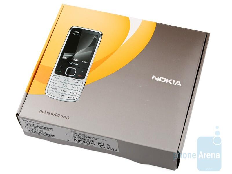 Nokia 6700 classic Review