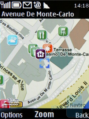 Ovi Maps - Nokia 6700 classic Review