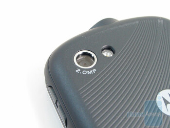 Camera - Motorola Karma QA1 Review