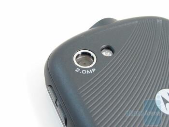 Camera - Motorola Karma QA1 Review