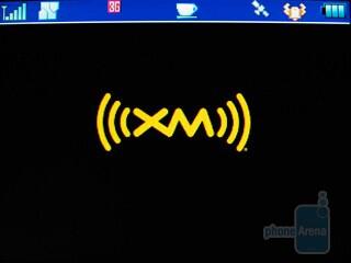 XM Radio - Motorola Karma QA1 Review