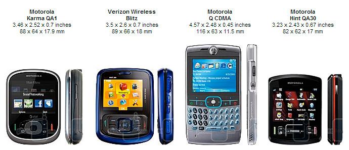 Motorola Karma QA1 Review