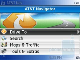 AT&T Navigator - Nokia 6790 Surge Review