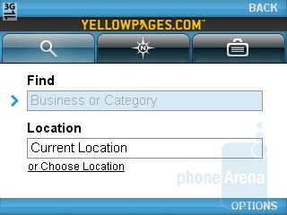 Yellowpages - Nokia 6790 Surge Review