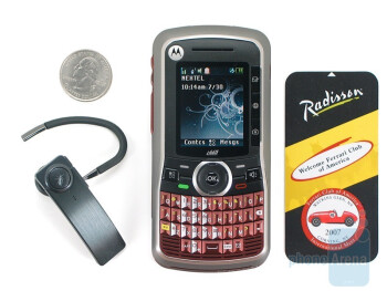 Motorola Clutch i465 Review