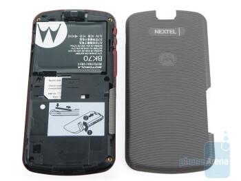 Motorola Clutch i465 Review