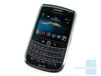 RIM BlackBerry Tour 9630 for Sprint Review