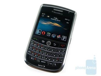 RIM BlackBerry Tour 9630 for Sprint Review