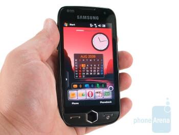 The Samsung Omnia II I8000 is an elegantly crafted device - Samsung Omnia II I8000 Review