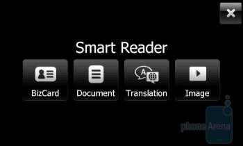 Smart Reader app - Samsung Omnia II I8000 Review