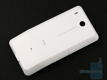Back - HTC Hero Review