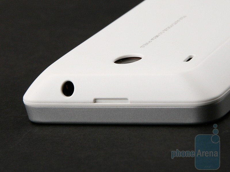 3.5 mm jack - HTC Hero Review