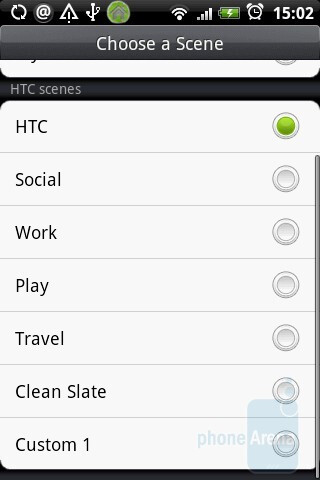 Scenes - HTC Hero Review