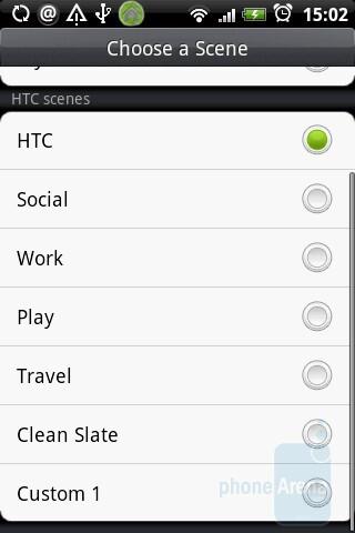Scenes - HTC Hero Review