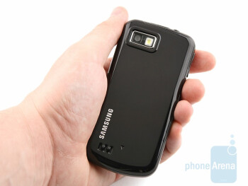 The design of Samsung Galaxy I7500 is in line with the manufacturer´s new style - Samsung Galaxy I7500 Review