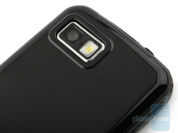 Back - Samsung Galaxy I7500 Review