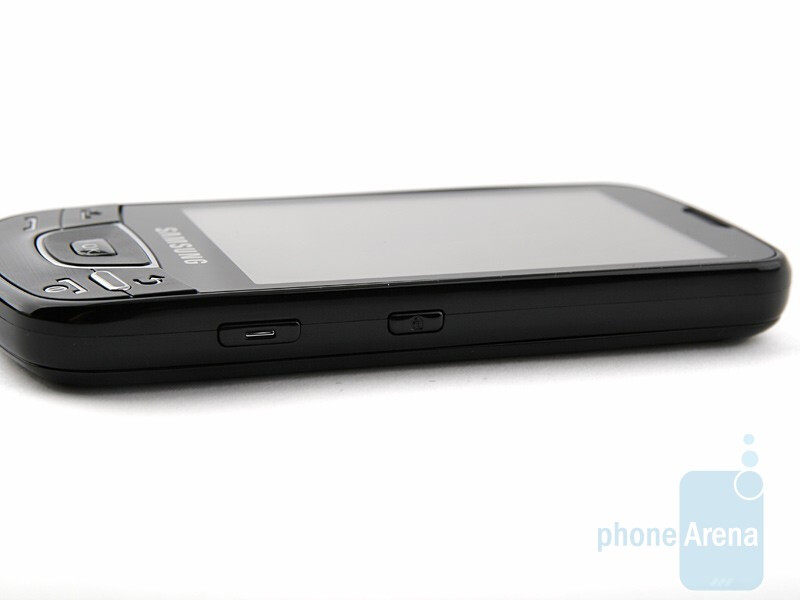 Right side - Samsung Galaxy I7500 Review