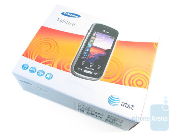Samsung Solstice A887 Review