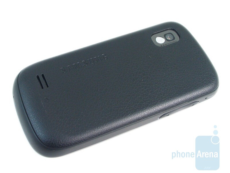 The 2-megapixel camera and the speaker phone - Samsung Solstice A887 Review