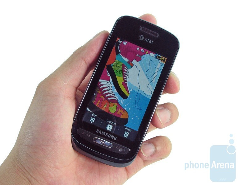 The Samsung Solstice A887 beats out the Highlight with its slightly better looks and build quality - Samsung Solstice A887 Review