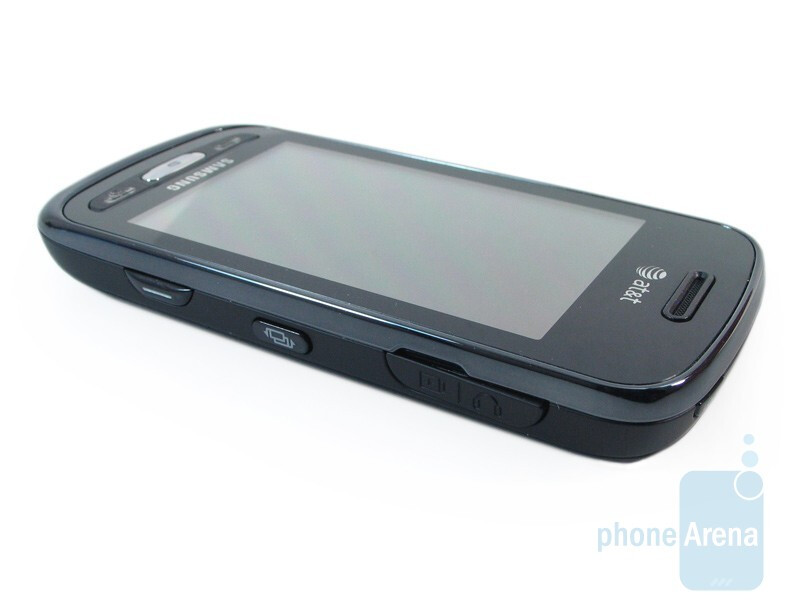 Right side - Samsung Solstice A887 Review