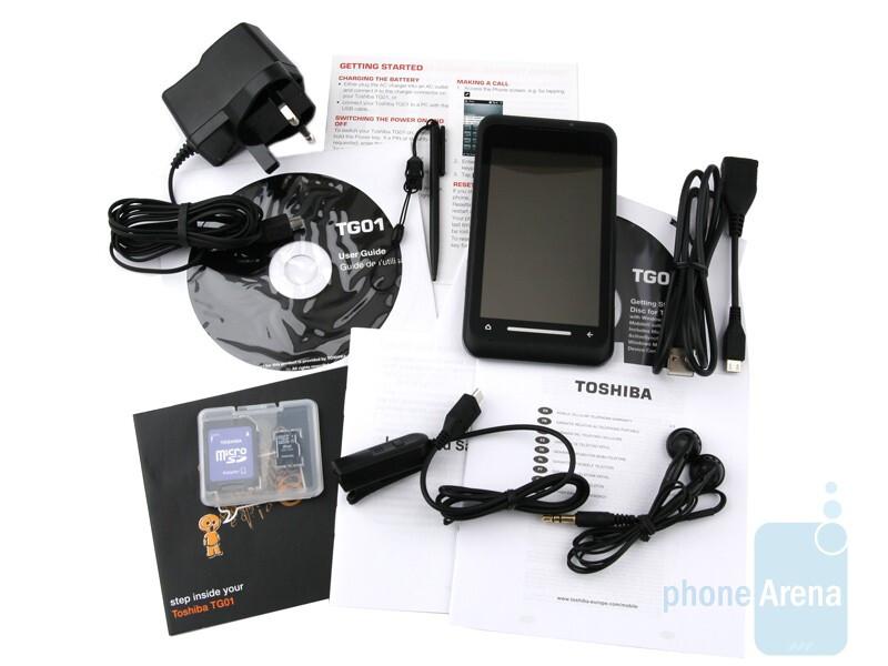 Toshiba TG01 Review