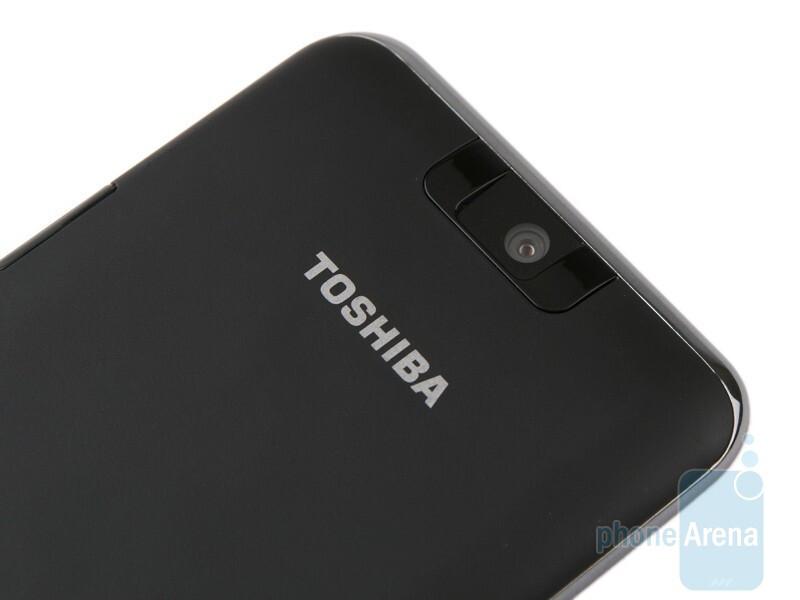 3.2-megapixel camera - Toshiba TG01 Review