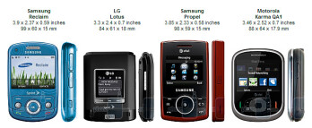 samsung reclaim m560 review rh phonearena com Samsung Galaxy S8 Samsung Seek