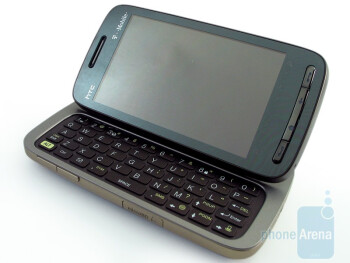 The HTC Touch Pro2 has one of the best QWERTY keyboards around - HTC Touch Pro2 for T-Mobile Review
