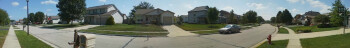 Panorama image - Samsung Reclaim M560 Review