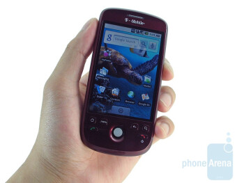 The Android powered T-Mobile myTouch 3G - T-Mobile myTouch 3G Review