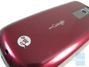 Back - T-Mobile myTouch 3G Review