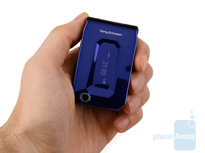 Sony Ericsson Jalou is extremely compact - Sony Ericsson Jalou Preview
