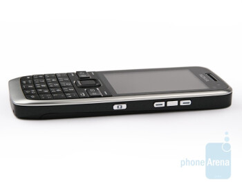 Right side - Nokia E55 Review
