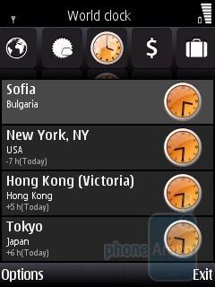The word traveler app of Nokia E55 - Nokia E55 Review