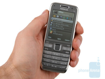 Nokia E52 Review