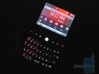 T-Mobile Dash 3G has one of the best QWERTY keyboards on any similar devices - T-Mobile Dash 3G Review